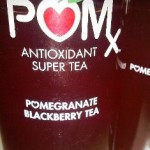 Pomegranate Blackberry Tea