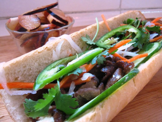 A Banh Mi Recipe That Will Make You Say