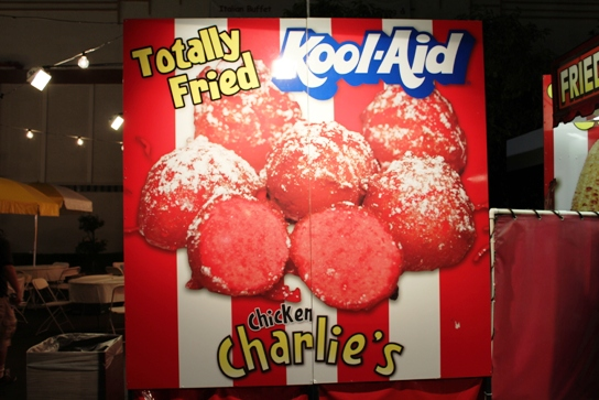 Chicken Charlies Totally Fried Kool Aid