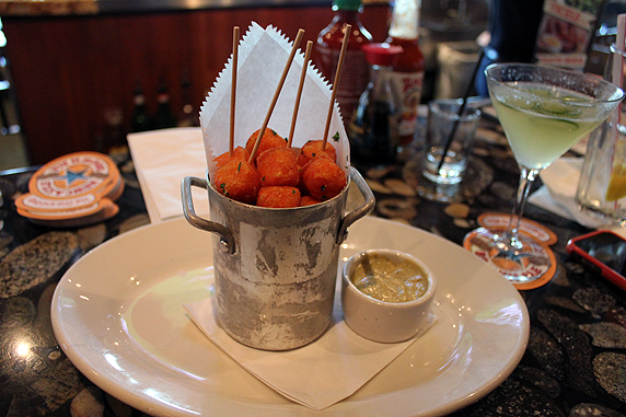 5-Sweet Potato Tater Tots Happy Hour at Lazy Dog Cafe, Torrance-2