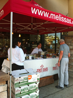 Melissa's Produce at Bristol Farms in Manhattan Beach