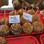 Candy Apples - looks delish!