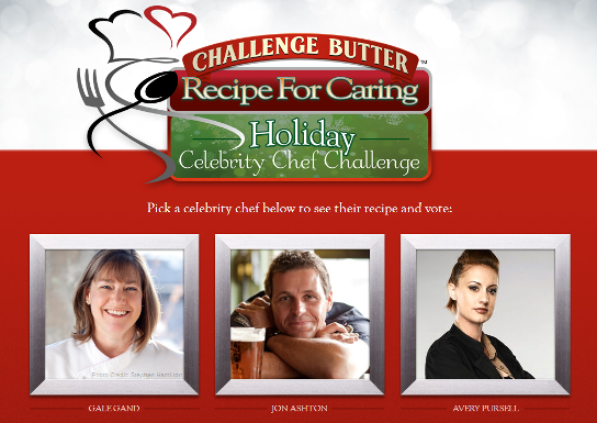 Challenge Butter Recipe for Caring Screenshot