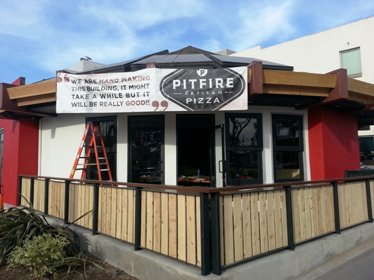 Pitfire Artisan Pizza is coming to Manhattan Beach.