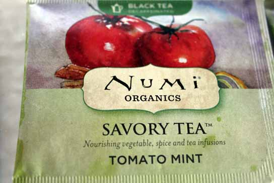 Tomato Mint Numi Tea – Savory Vegetable Teas