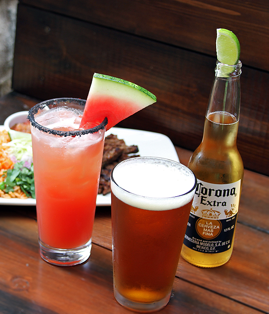 Mexican Inspired Drink Specials at Lazy Dog
