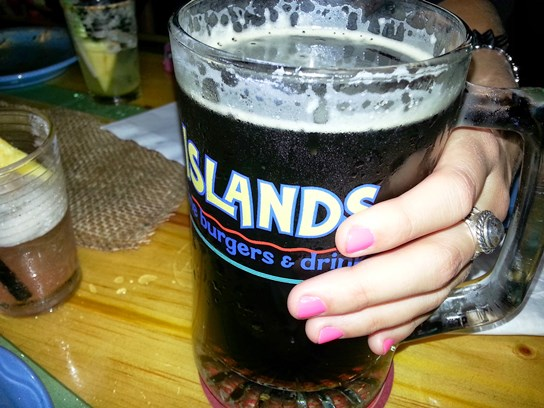 Big Beer – NFL Happy Hours at Islands Restaurant 06