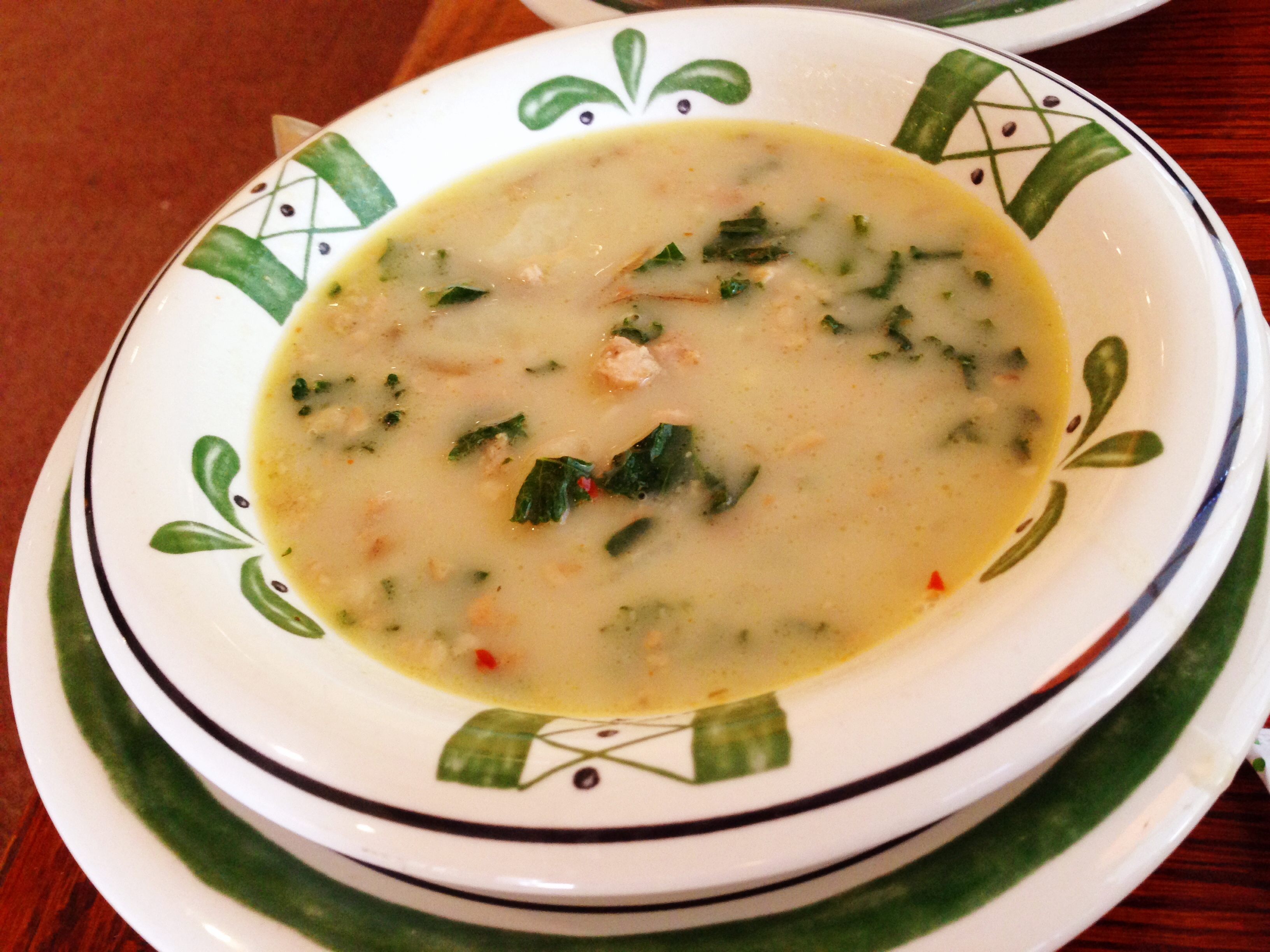 zuppa toscana | South Bay Foodies